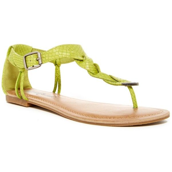 16036485a887bd Minnetonka Fiesta Sandal ( 28) ❤ liked on Polyvore featuring shoes ...