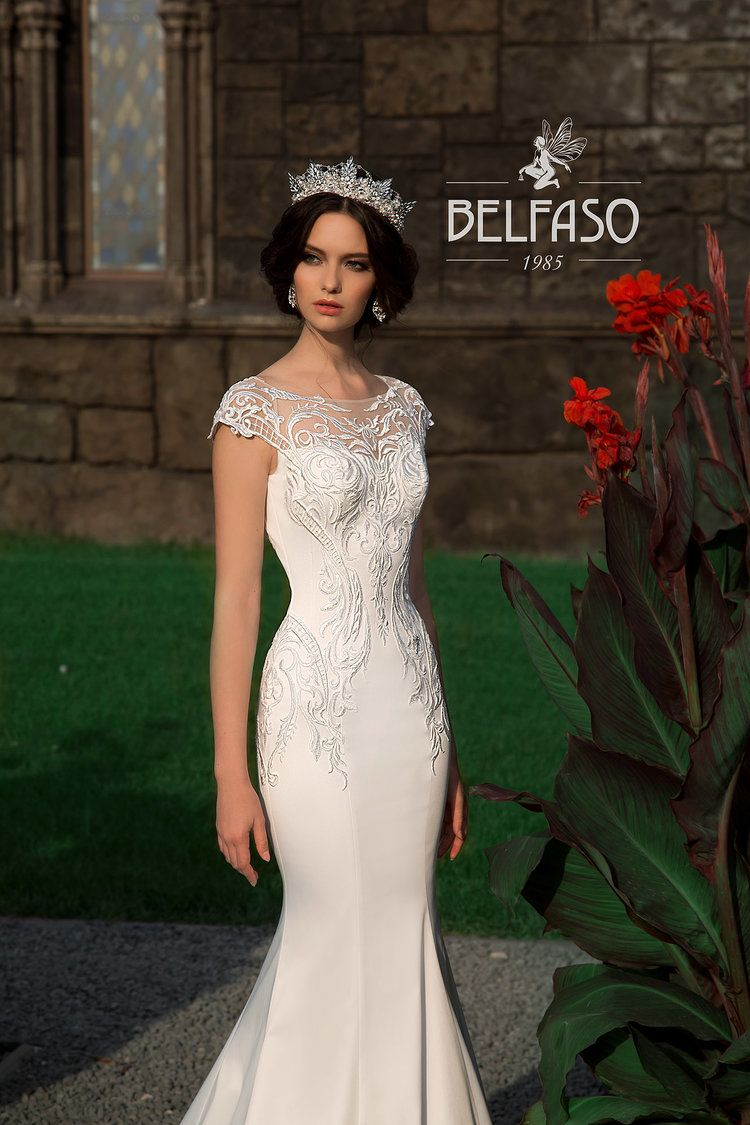 Dania Wedding Dress By Belfaso Stunning Wedding Dresses Dream