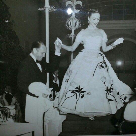 Grandma Bee Bee #fashionshow #designergown #vintagefashion