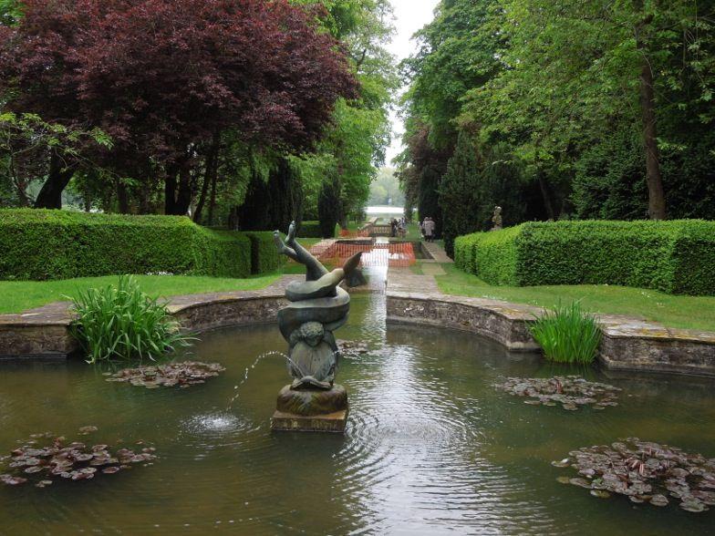 architect design™: Buscot Park and gardens