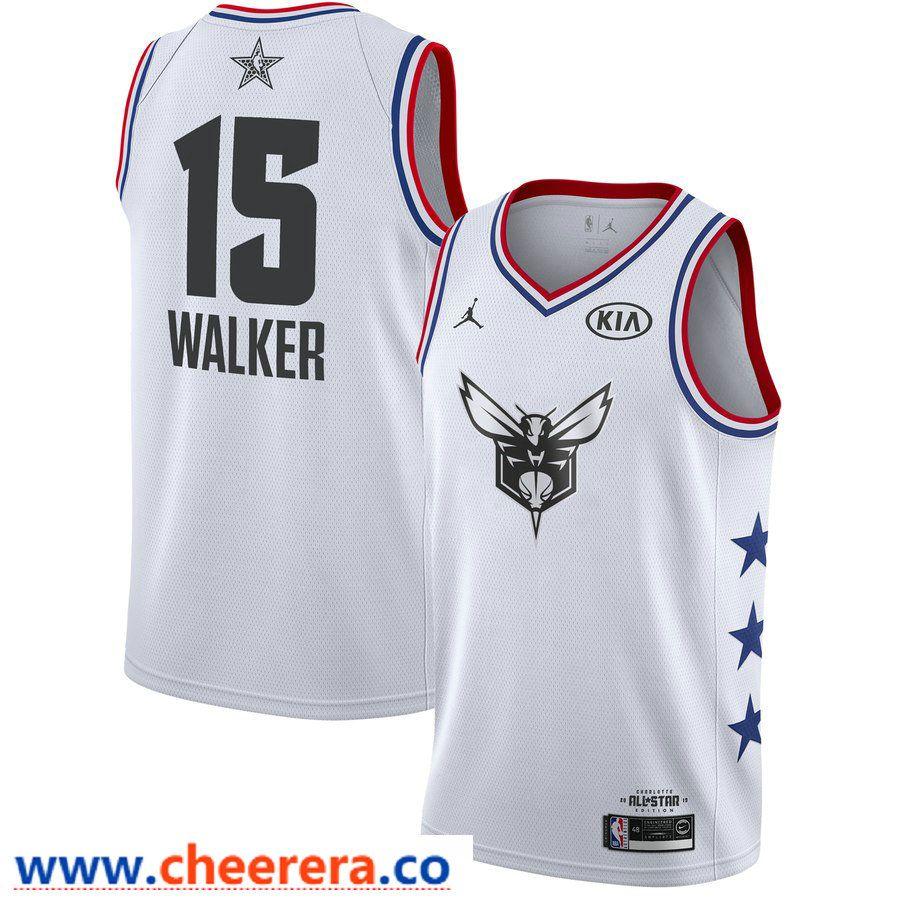 304332e093456f Hornets 13 Kemba Walker White 2019 NBA All-Star Game Jordan Brand Swingman  Jersey