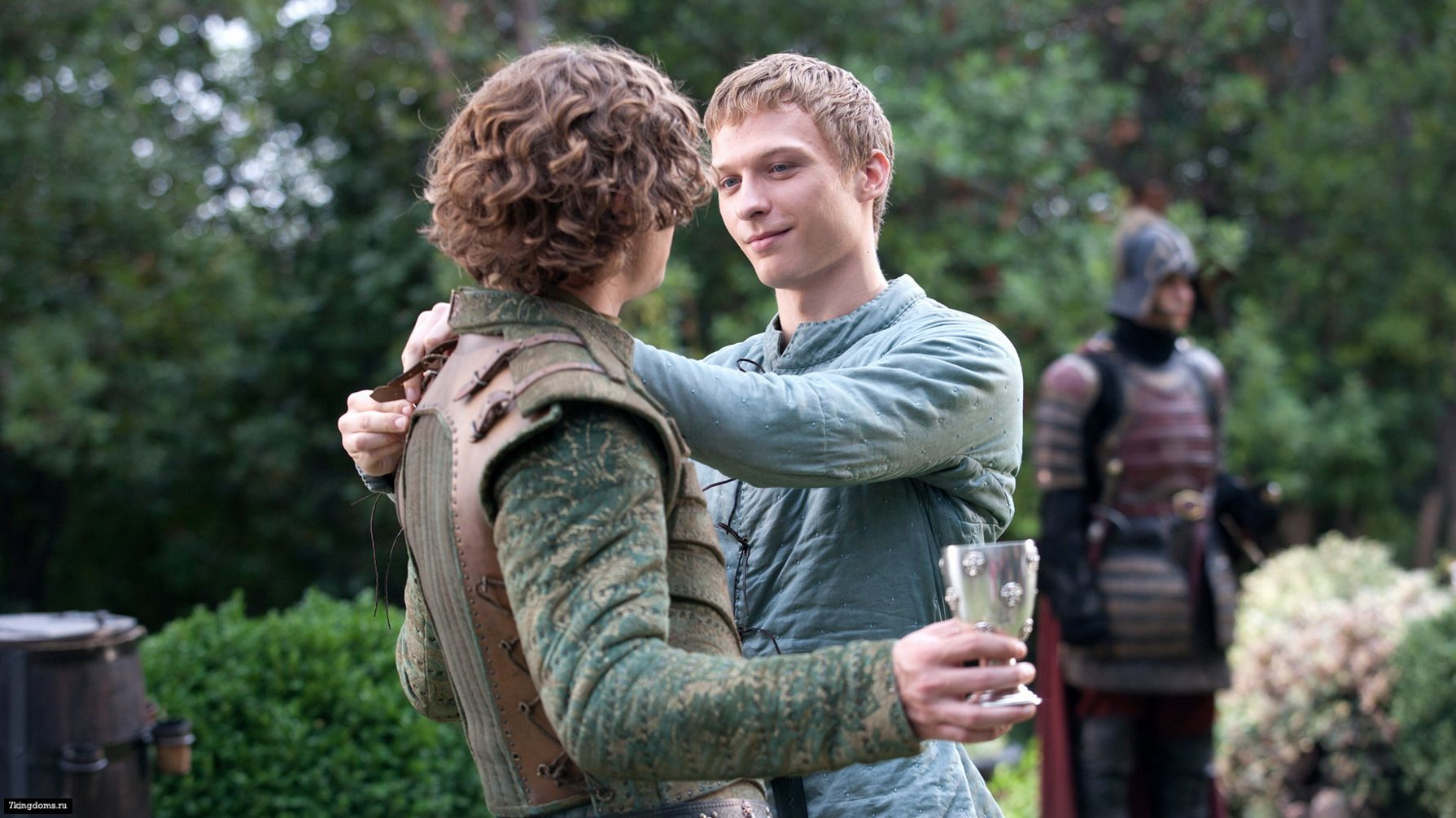gay scene game of thrones season 3 episode 5