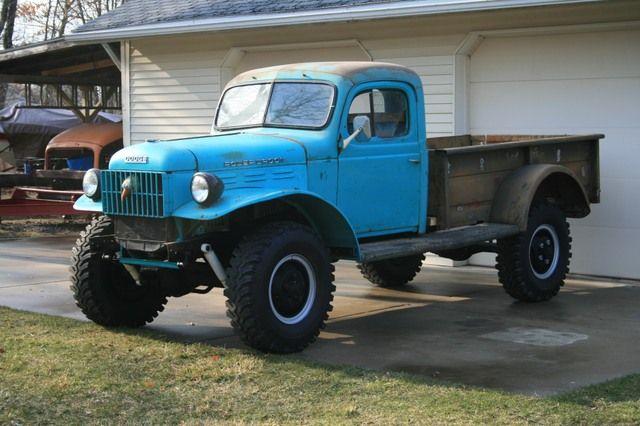 1964 Wm300 Dodge Power Wagon 5 000 Mi Dodge Power Wagon Power Wagon Dodge Trucks