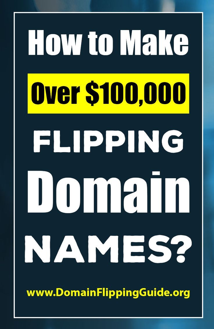Pin on Blog and Domain Flipping