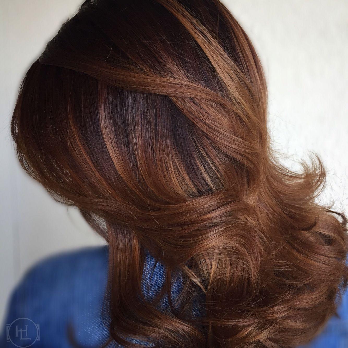 14+ Cinnamon brown hair color ideas information