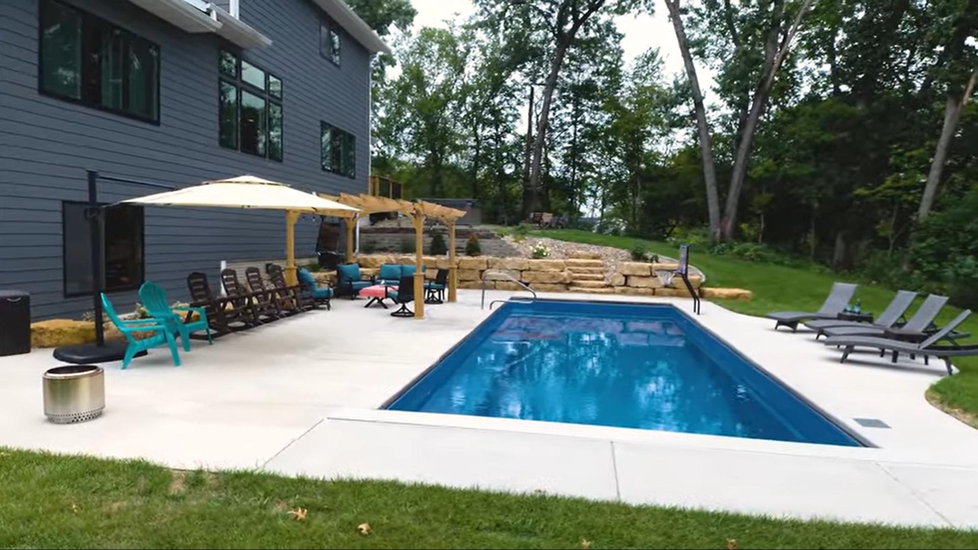 Imagine Pools Marvelous 40 Swimming Pools Swimming Pools Inground Pool