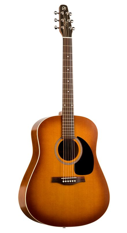 My Guitar Seagull Entourage Acoustic Guitar With Rustic Burst Seagull Guitars Acoustic Electric Guitar Acoustic Electric