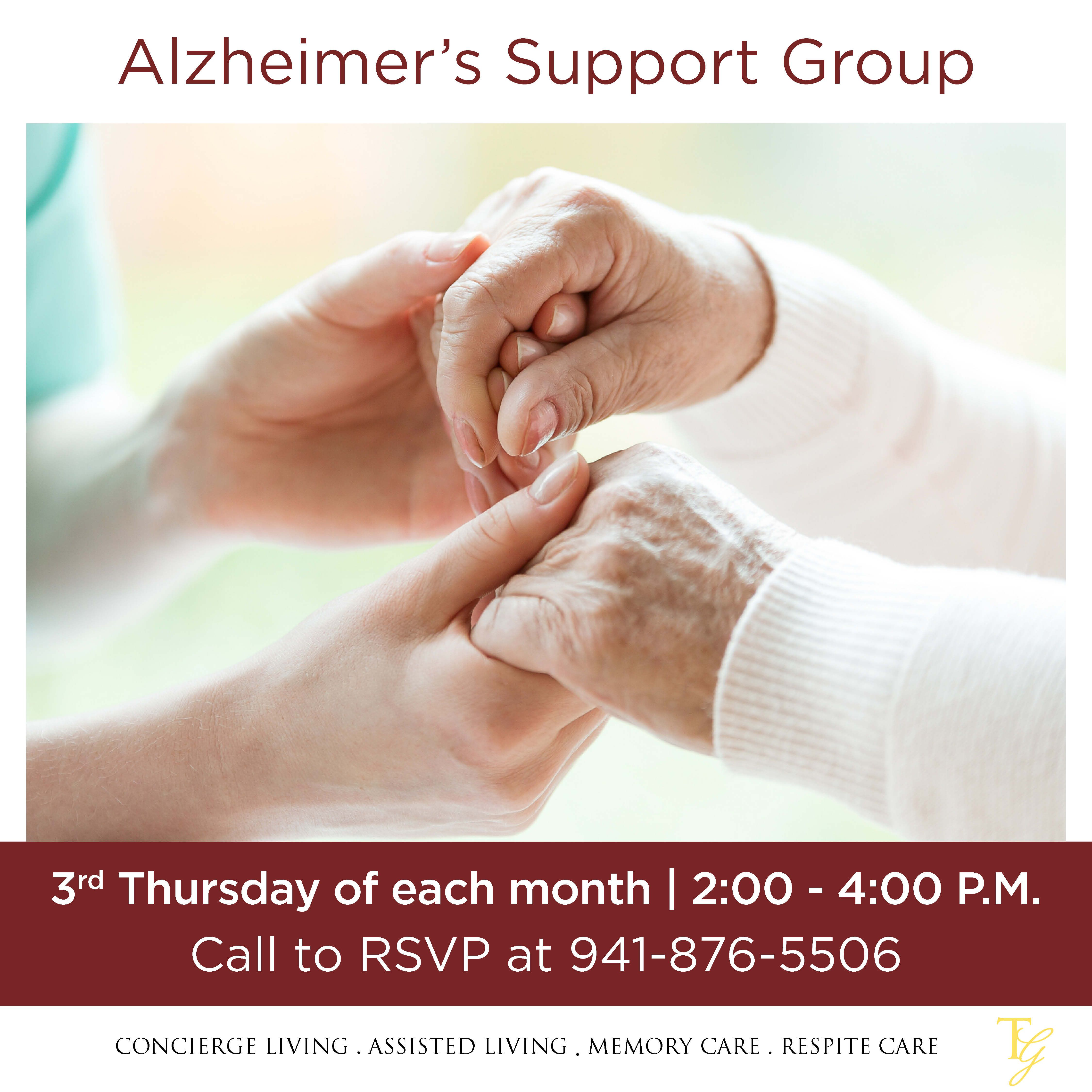 Alzheimer S Support Group In