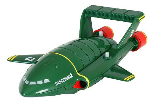 Image result for thunderbirds toys from the '90s