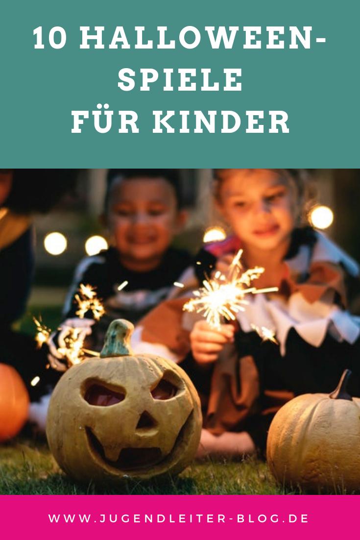 Halloween Kinder Spiele