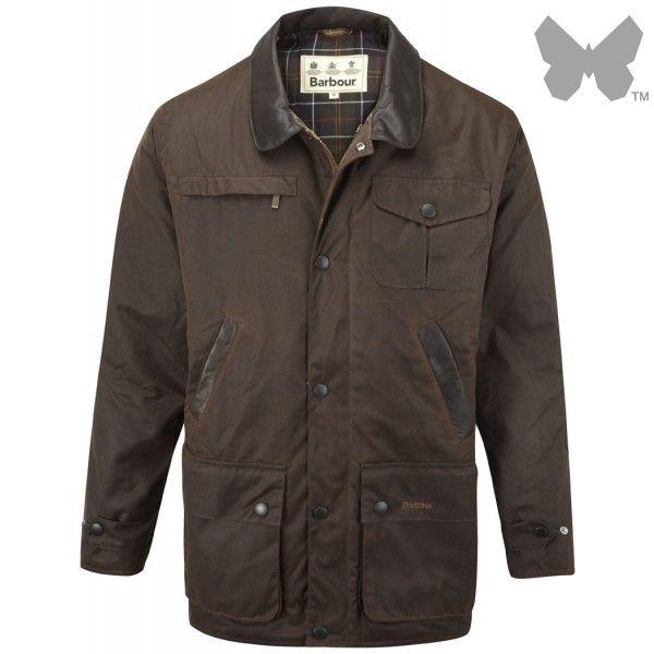 barbour bushman jacket