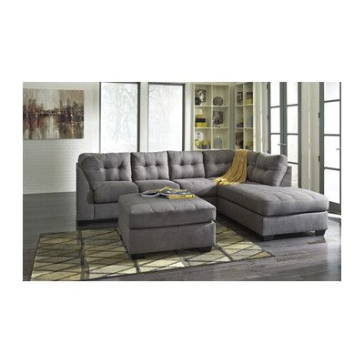 Signature Design By Ashley Sectional Reviews Wayfair