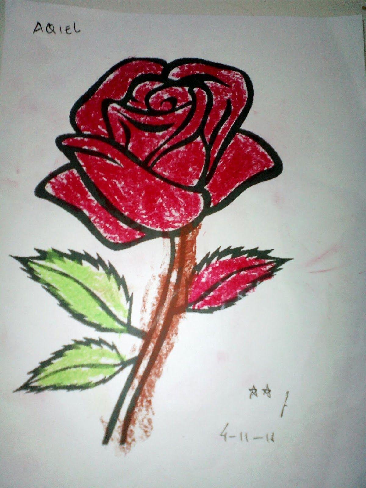 86 Koleksi Cara Membuat Kolase Bunga Mawar Hd Terbaru Kolase Seni Bunga