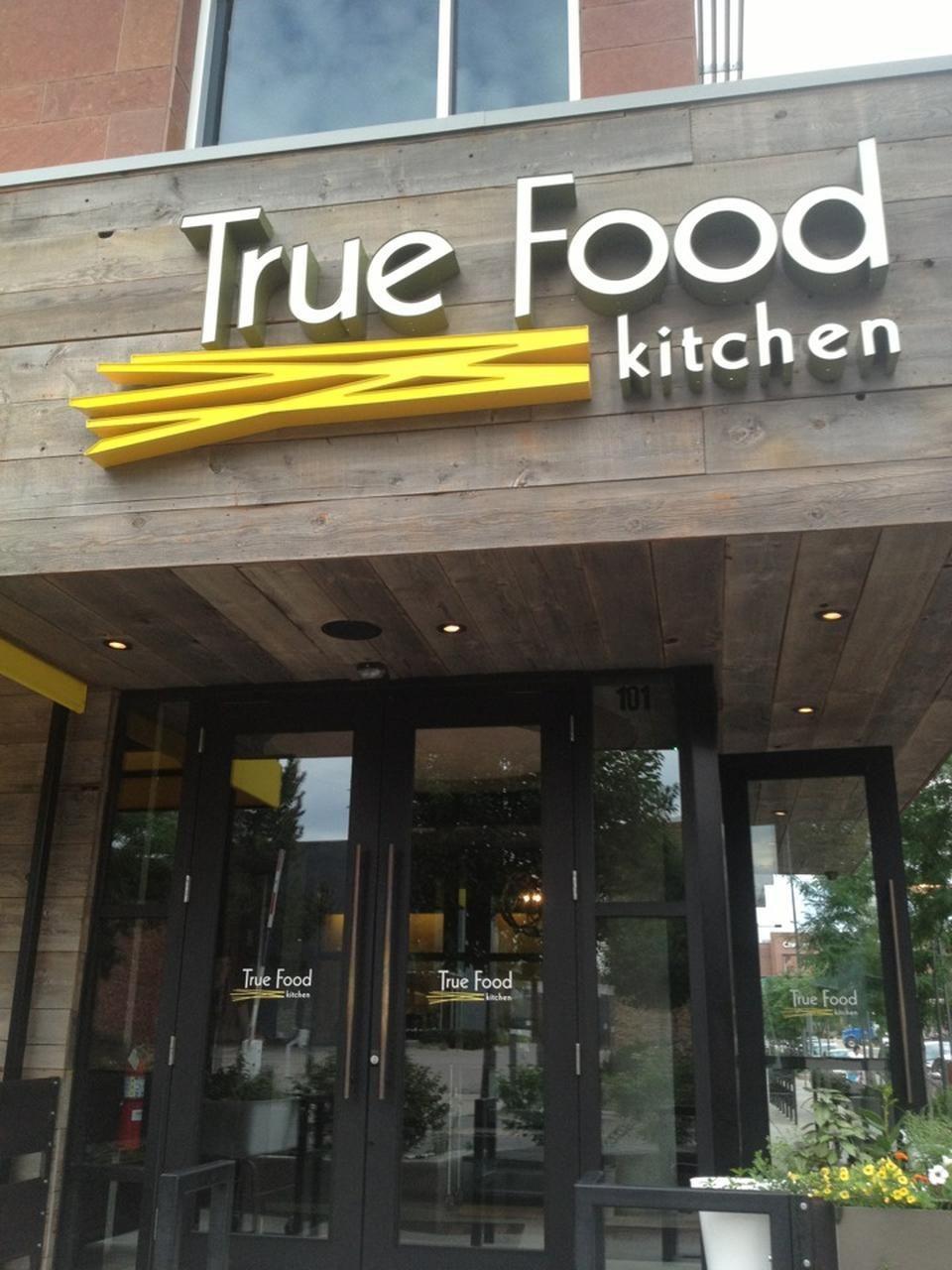 True Food Kitchen Cherry Creek North Denver Co