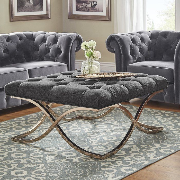Shop Joss & Main for stylish Ottomans to match your unique tastes and budget. Enjoy Free Shipping on most stuff, even big stuff.