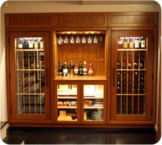 Create Your Dream Wine Closet, Small Wine Cellar Or Wine Room That Fits You  And Your Home With Our Expertise, USA Craftsmanship And Our Satisfaction ...