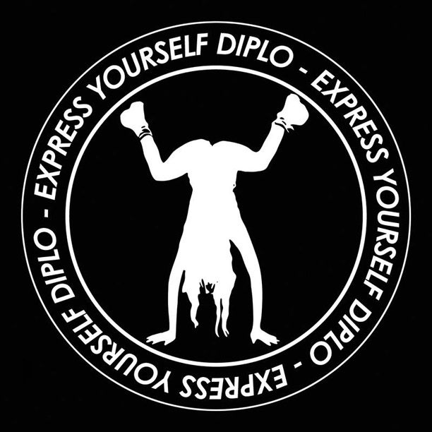 Diplo - Express Yourself with head top