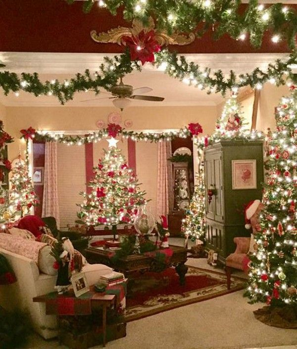 25 Christmas Home Decor Ideas for Your Beautiful Home 21 25 Christmas Home Decor Ideas for Your Beautiful Home 21