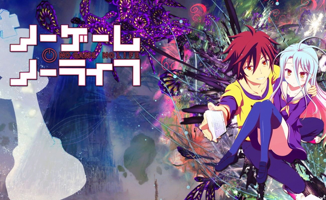 Download Popular No Game No Life Wallpaper For Full Hd High Quality Hd Wallpaper In 2k 4k 5k 8k 10k Resolution For Your D Anime Anime Wallpaper No Game No Life
