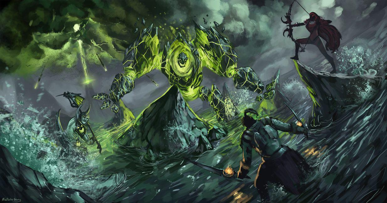 World of Warcraft: Legion fanart by GetsugaDante on DeviantArt