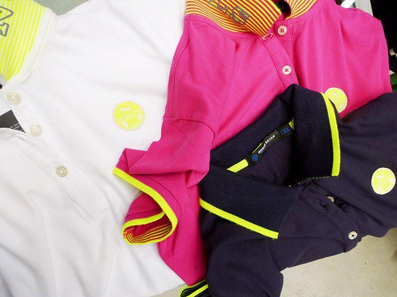impossibile passare inosservate... colori #fluo per donne di mare che sanno osare