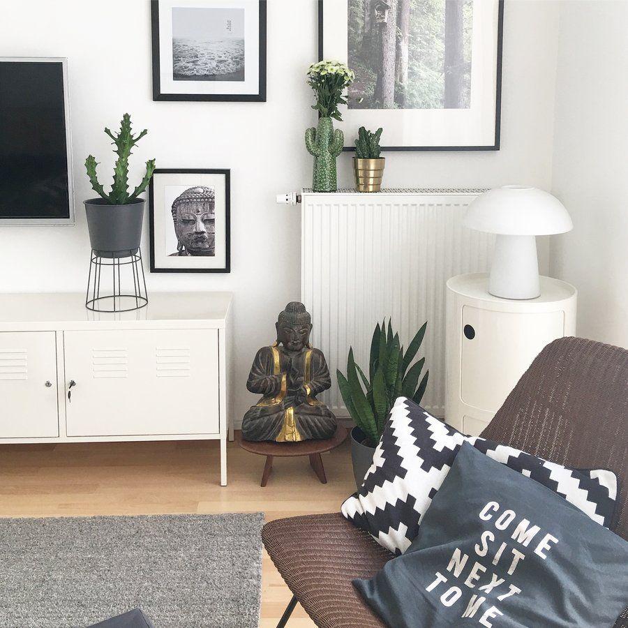 Wohnzimmer Einblicke | SoLebIch.de - Foto von Mitglied sophiagaleria ...
