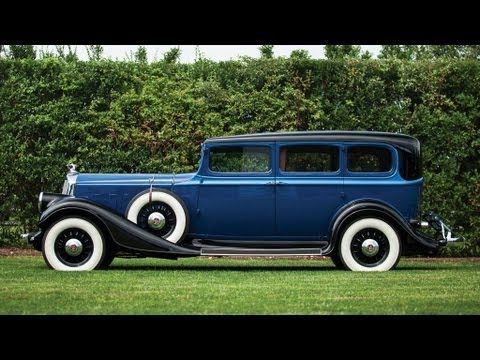 1933 Pierce Arrow Eight Limousine The Korean Prince S Pierce