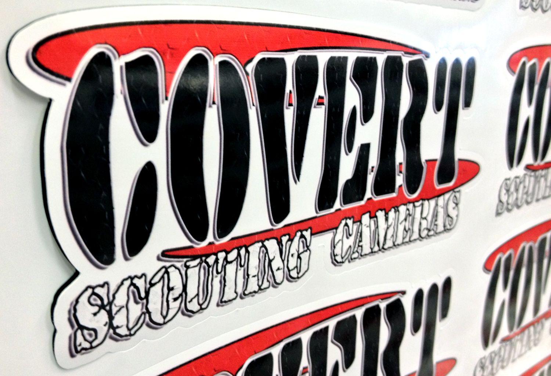 Custom sticker maker · covert cameras