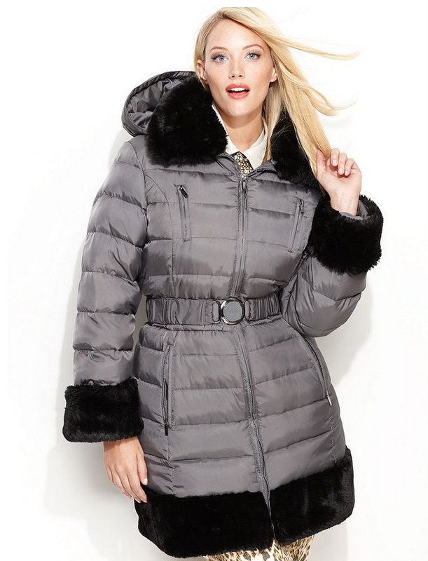 Winter Essentials: 5 Fashionable Winter Coats for My Plus-Size ...