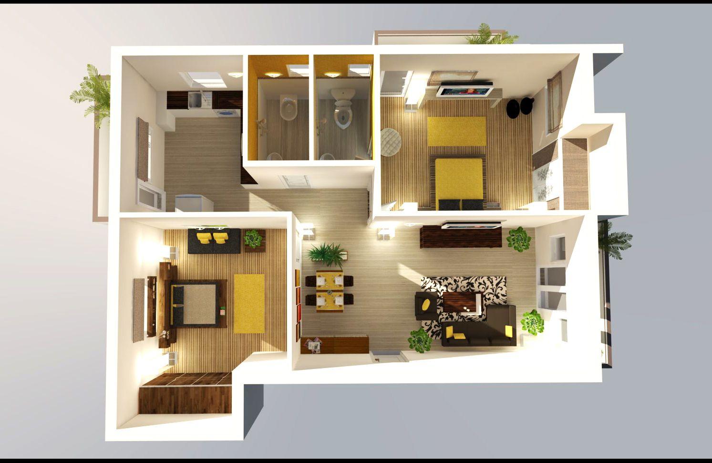 We Deliver 2d Floor Design For Real Estate Agents