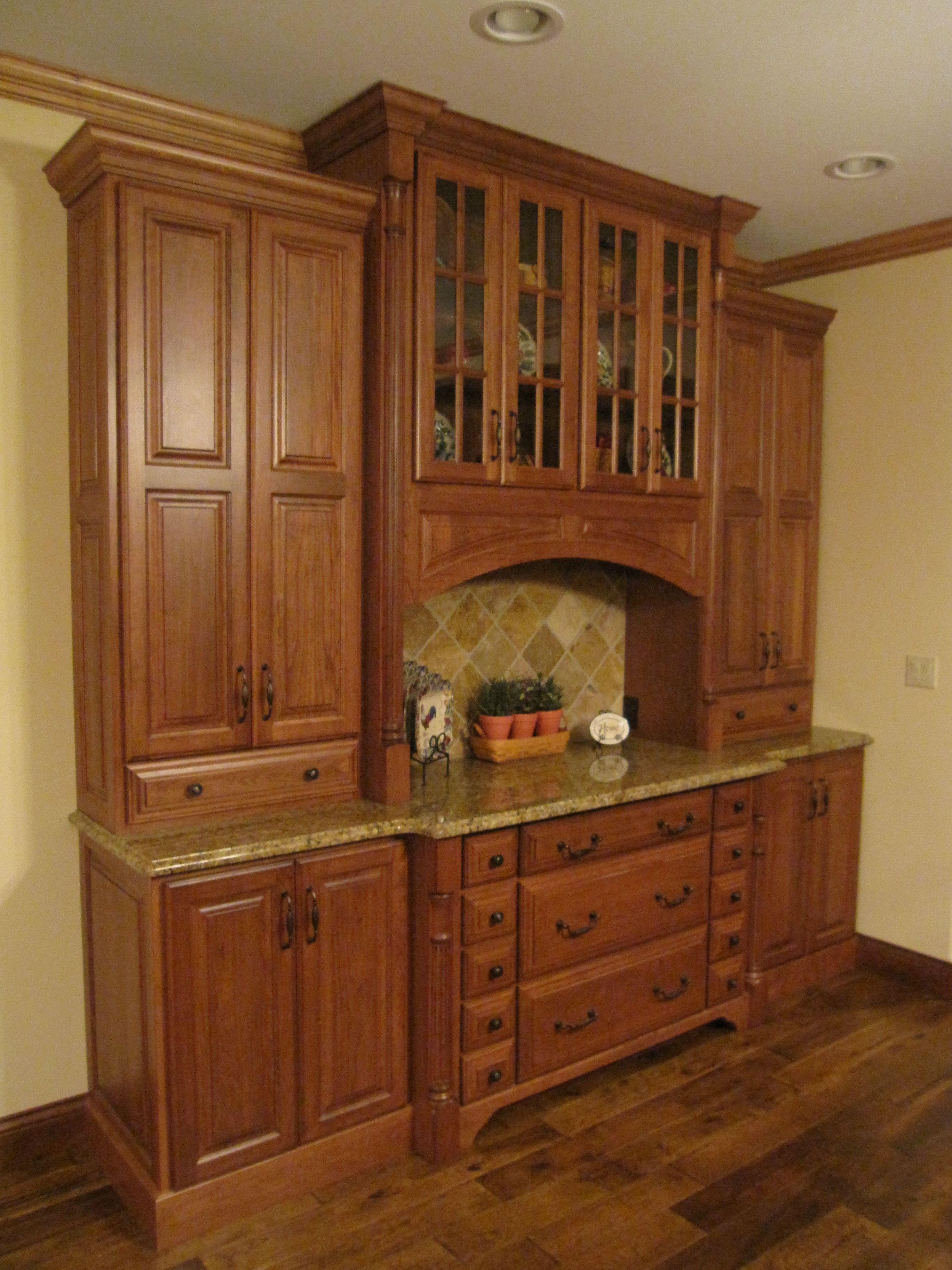 Custom Amish Made | Kitchen cabinets, Kitchen design, Kitchen