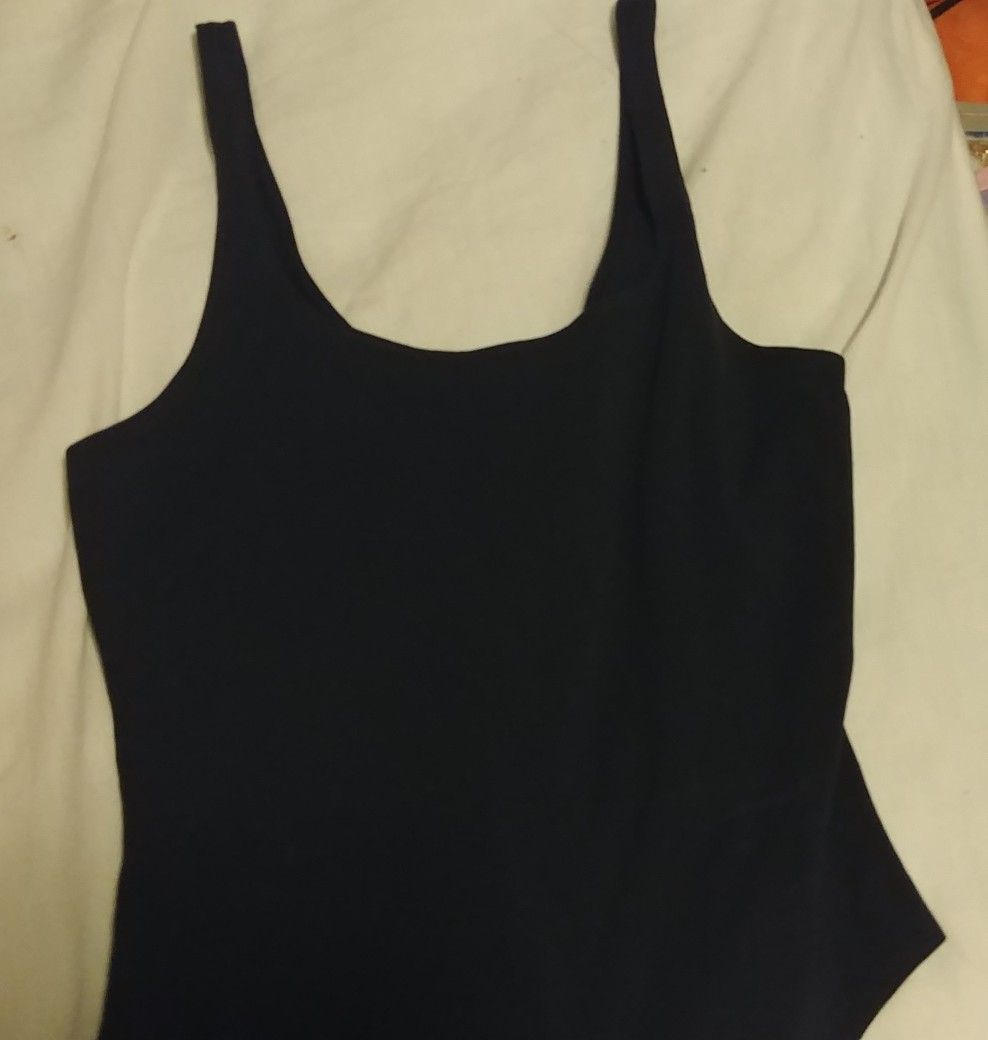 My Brand New Navy Blue Bodysuit That I Bought Just