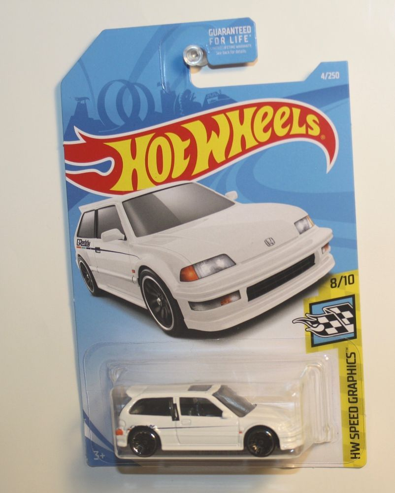 Details About 2019 Hot Wheels Hw Speed Graphics 8 10 90 Honda Civic