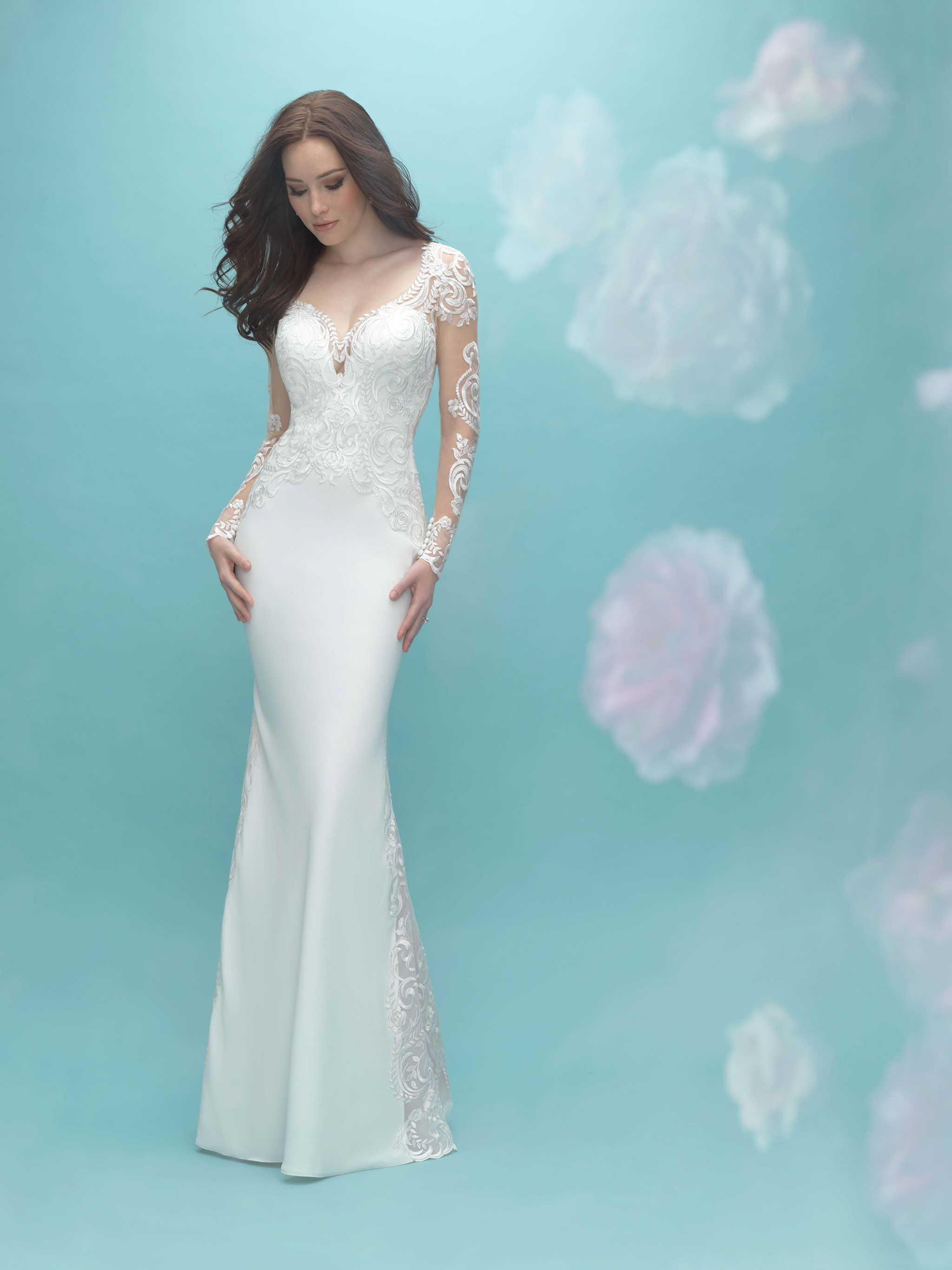 Allure Bridals 9453 | Available at Classy Concepts Bridal Boutique ...