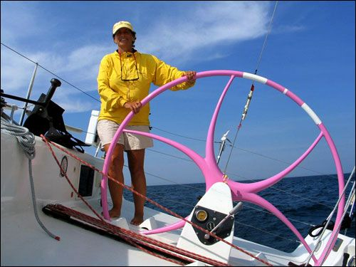 What Do Women Like Most about Cruising?