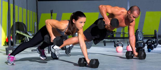 Diferencias entre hombres y mujeres en el fitness deporte for Rosario fitness gimnasio