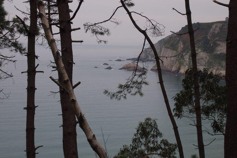 Pin En La Concha De Artedo Playa De Cudillero Asturias