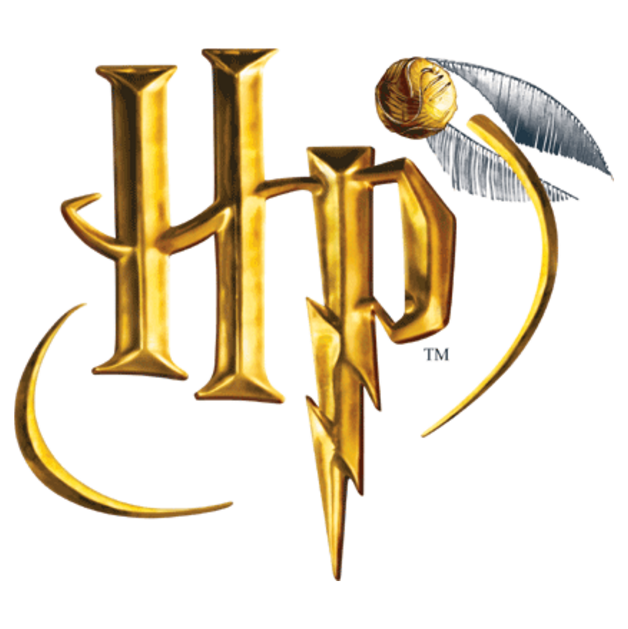 Harry Potter Logo Gold With Snitch Harry Potter Symbols Harry Potter Logo Harry Potter Tattoos
