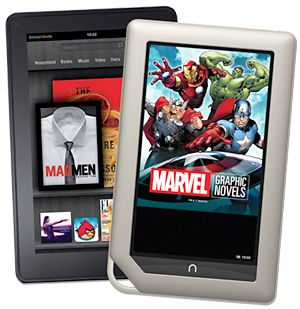 Kindle Fire Vs Nook Tablet An Educator Weighs The Pros And Cons