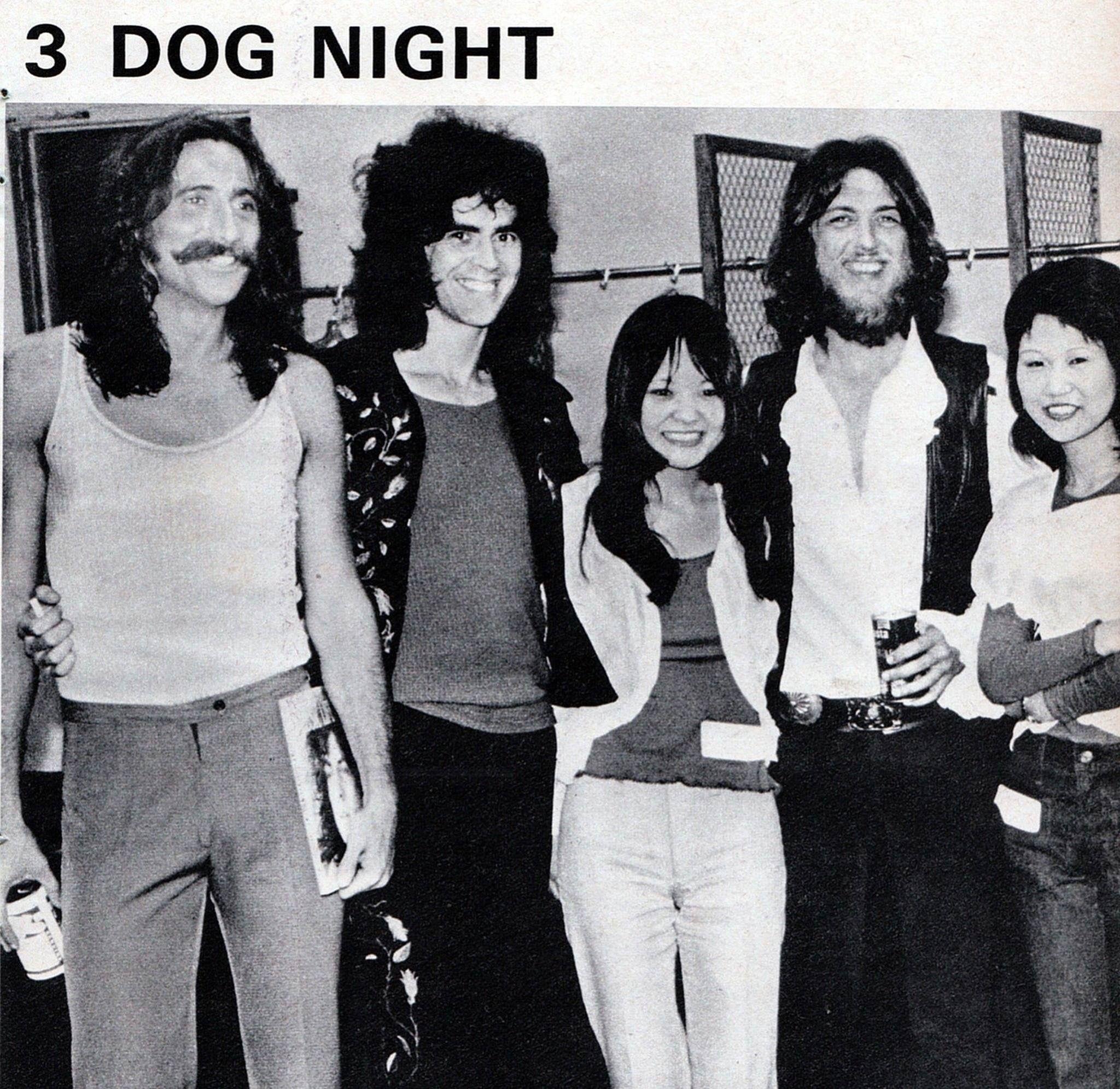 Pin by Ellen Barna on Three Dog Night Three dog night