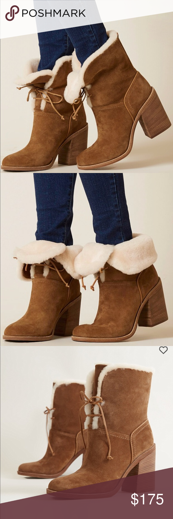 ecf10135459 UGG Chestnut Jerene Boot Classic UGG Chestnut in a new chic ...
