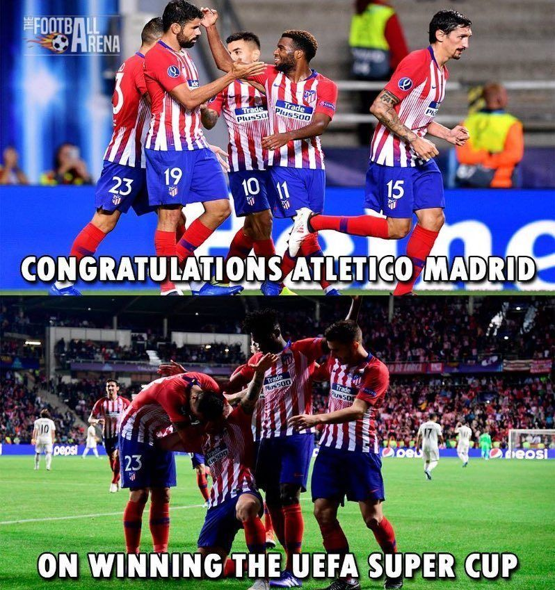meme football Football memes, Uefa super cup, Football