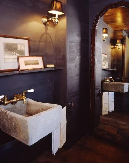 Pilas antiguas y lavabos de piedra recuperados. Solo en ...