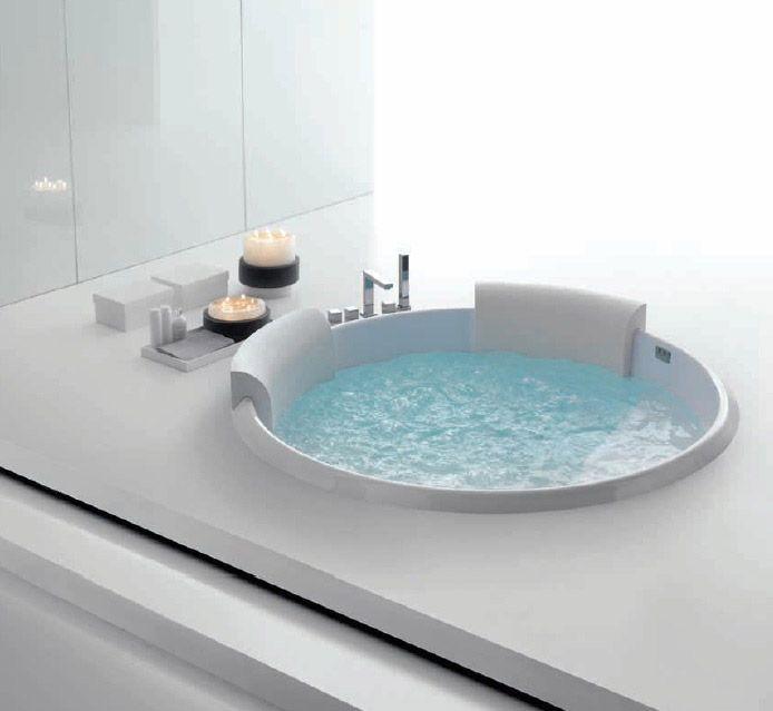 Vasca Bolla 160 Hafro Design del bagno, Vasca da bagno