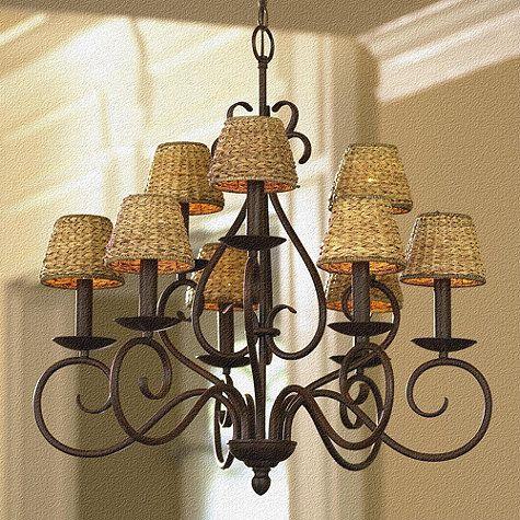 Talia chandeliers chandeliers arms and lights talia 9 arm chandelier ballard designs aloadofball Choice Image