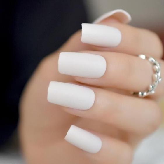 Item Type: False Nail Brand Name: EchiQ Material: Acrylic Application: Finger Type: Full Nail Tips Model Number: full cover matte fake nail tips Size: square top false nails Quantity: 24pcs/set Nail Length: medium-long Nail Width: medium ??????????? | gel nails square medium #nailart #nails #nailpolish #gel #instanails #nailartaddict #nailporn #nailaddict #nailswag #polish #naildesign #nailsart #nailpromote #nailartist #nail #gelnail #gelnails #shellac #nails2inspire #nailstagram #nailartclub #n