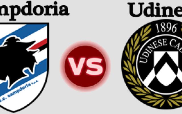 Sampdoria-Udinese Diretta Streaming (ITA) Ore 15:00 Live #streaming #samp-udinese #diretta #calcio