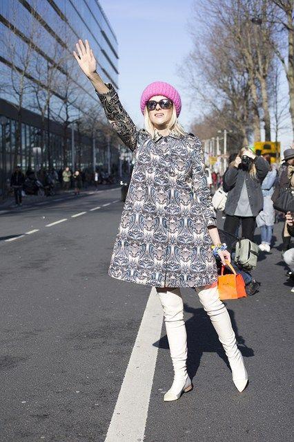 Paris Fashion Week - Sofie Valkiers