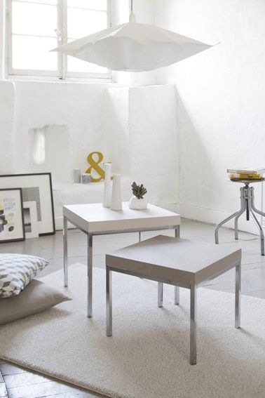 Peindre meuble en bois béton cire Liberon-sans-poncer Boutique - peinture beton cire mur