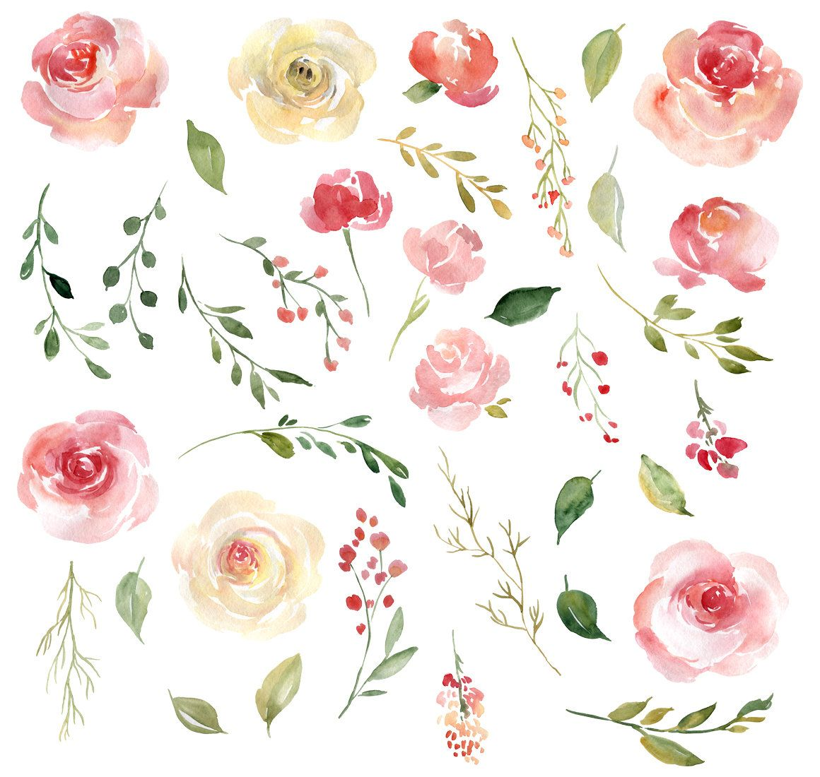 37++ Free floral clipart images information